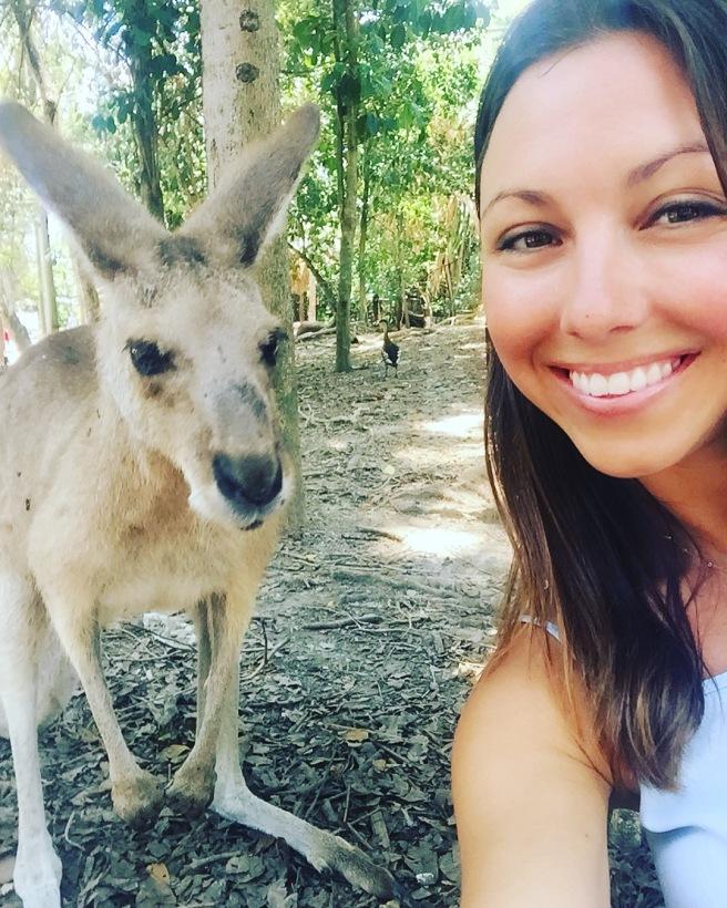kangarooselfie