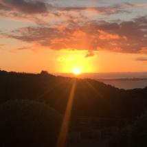 waiheke sunset