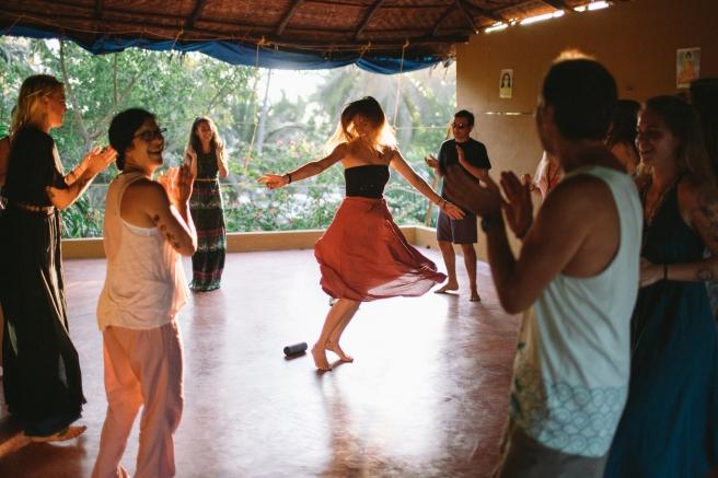 Alyssa Dance India